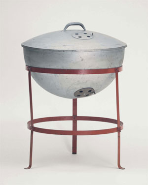early weber barbecue